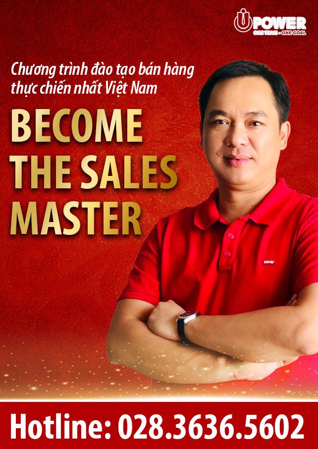 Chương trình Become The Sales Master