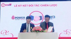 Lễ Ký Kết Hợp Tác Upower và FWD